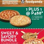 Pinoy + Pizza, a perfect love affair