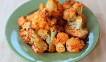 Smoky Roasted Cauliflower Recipe
