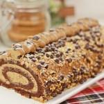 Recipe: Mocha Swiss Roll and Jelly Roll
