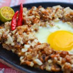 Pampanga Food Sisig