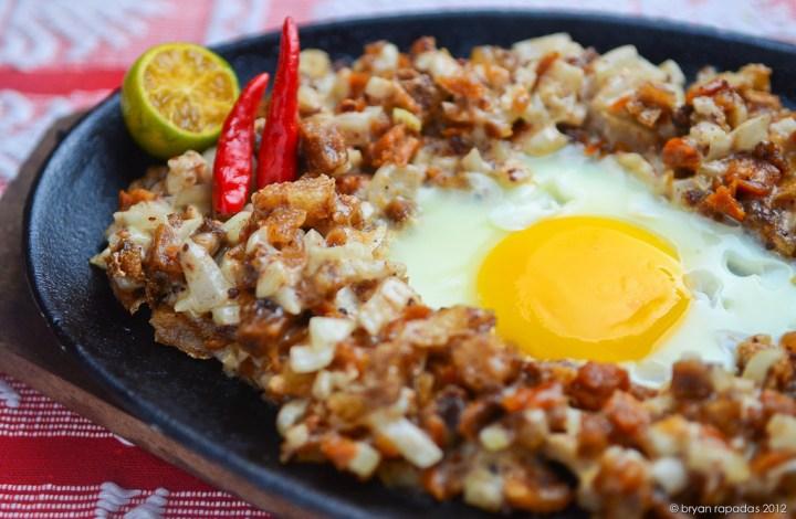 Pampanga Food Sisig