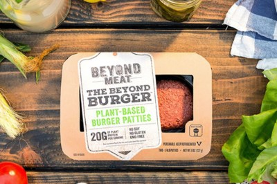 Beyond Meat files i.p.o. to fuel growth