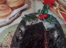 Atora Suet Recipes Christmas Pudding Old Recipe