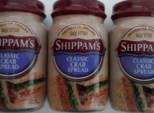 Shippams Classic Crab Paste Cook With Recipes
