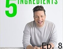 Jamie Oliver 5 Ingredients Quick Easy Food Recipe Book