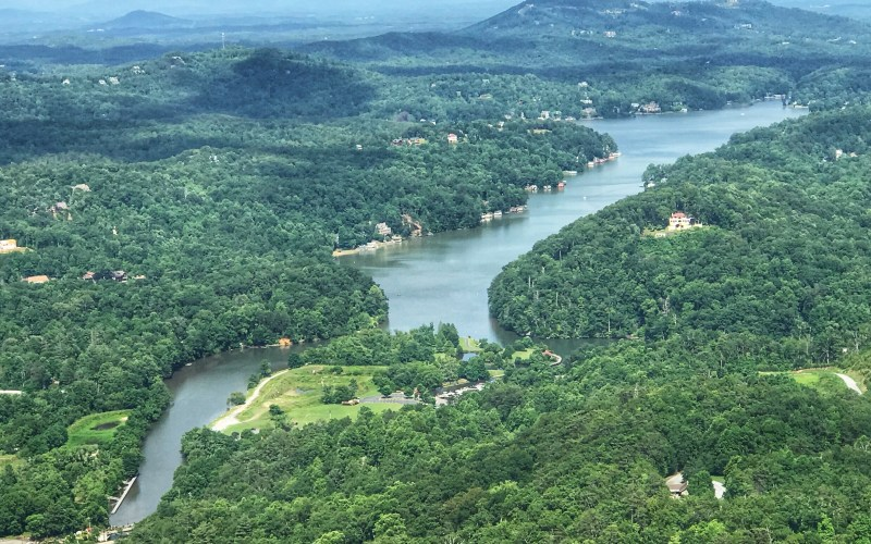 48 Hours in Lake Lure and the Blue Ridge Foothills