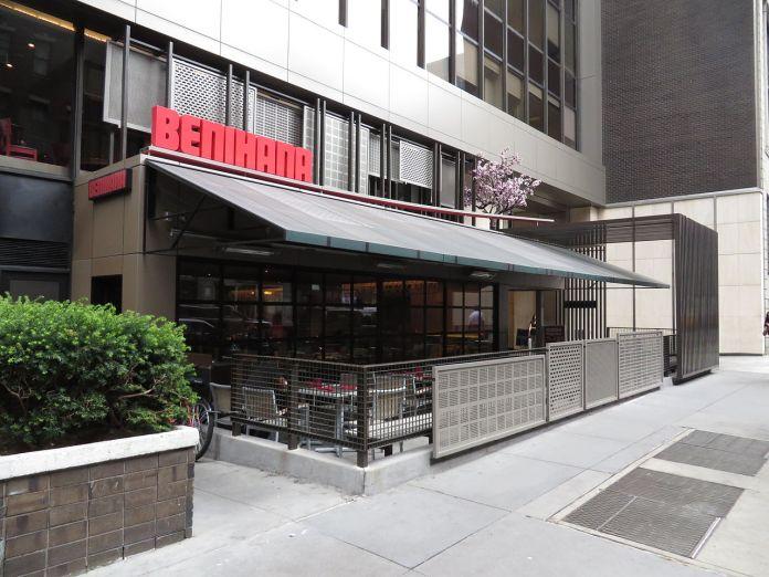 1280px Benihana restaurant Manhattan New York