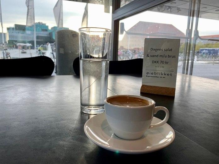 Denmark: Kaffee
