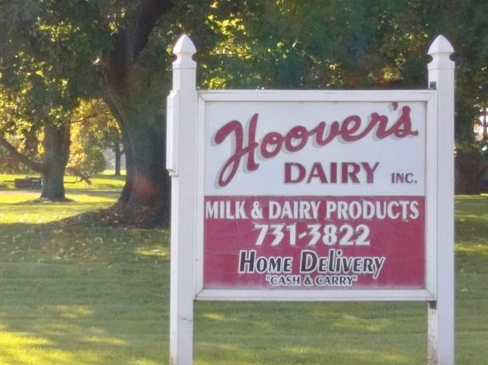 Hoovers Dairy