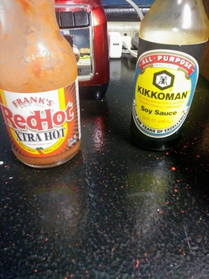 Odd food combinations