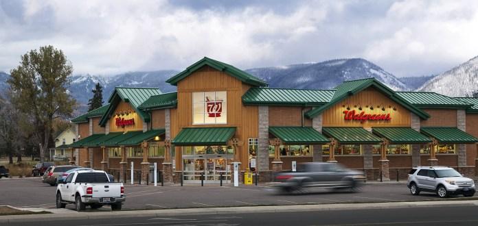 Walgreens Whitefish, Montana Photo credit: Walgreens