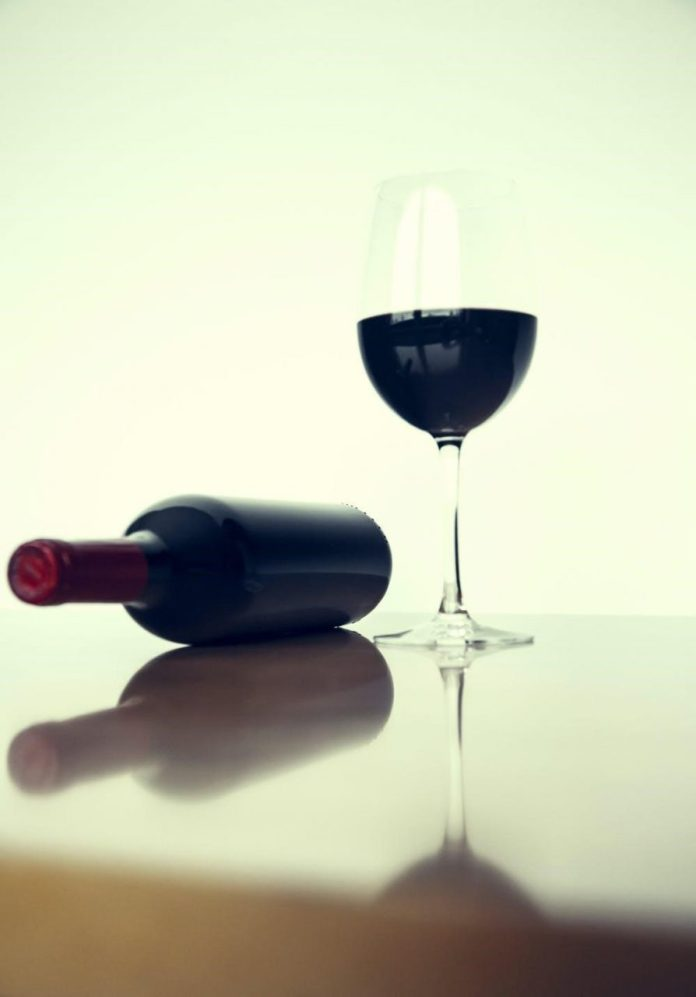 Making the switch: wine for water Or milk!