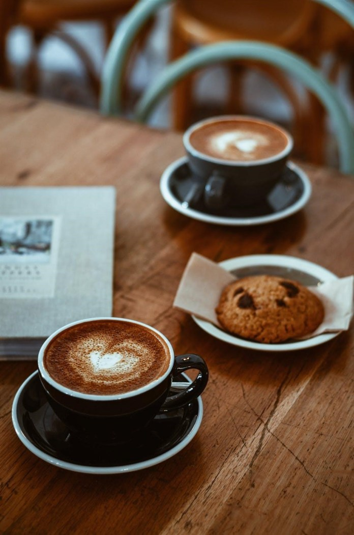 Cafe delights, at home!