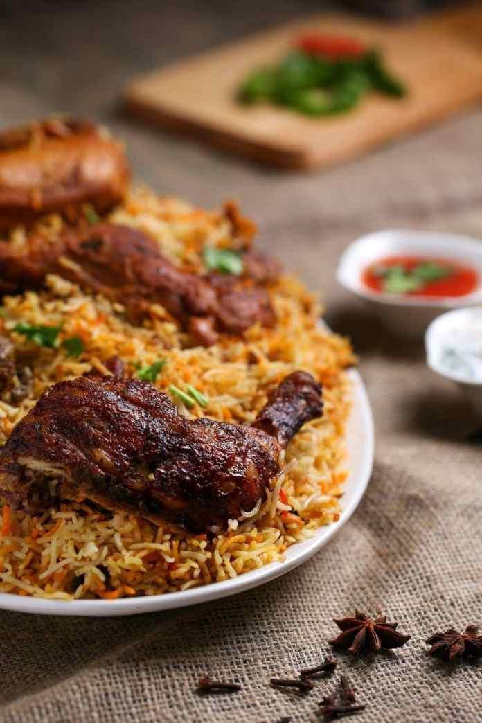 Eat like your in Saudi Arabia