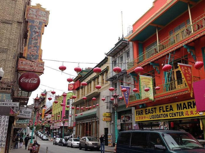 In San Francisco, China Town is one of the most magical places on earth, especially if you love pastries.