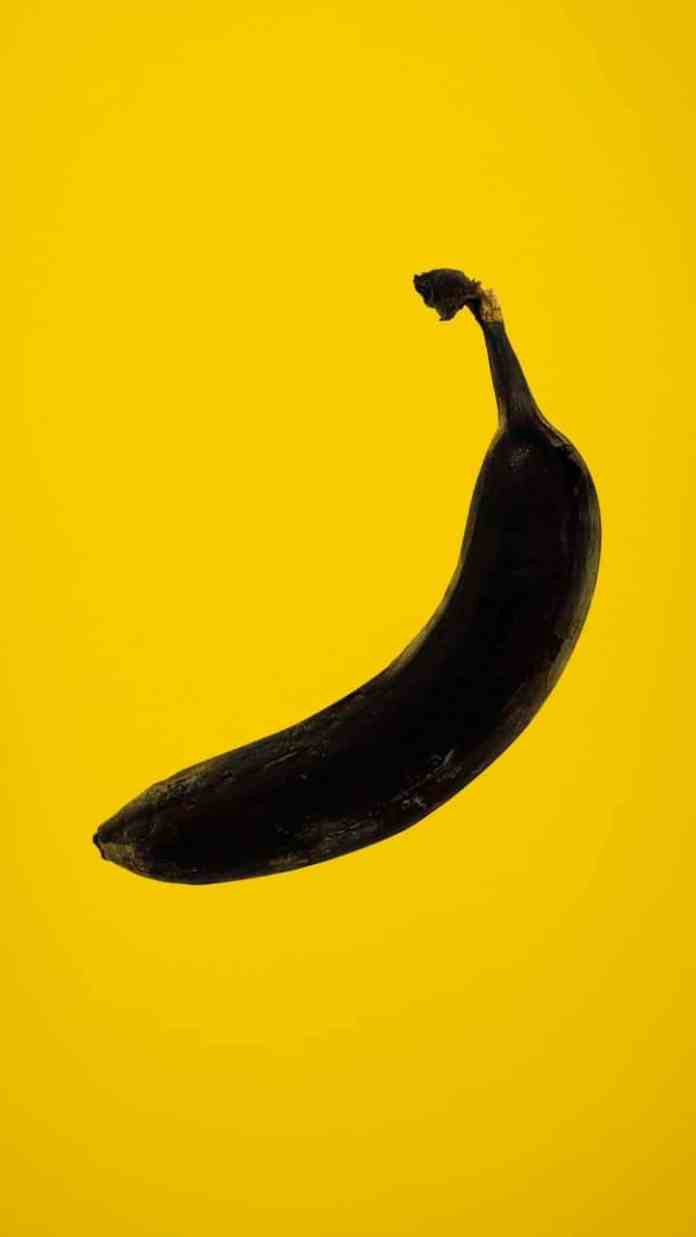New use for black bananas