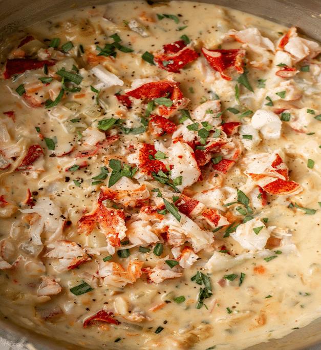 Lobster Pot Pie