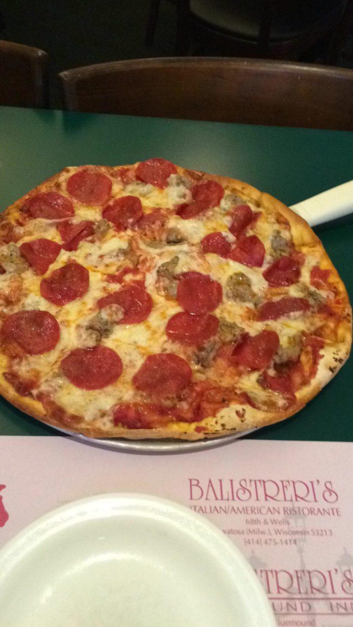 Balistreri's Pizza