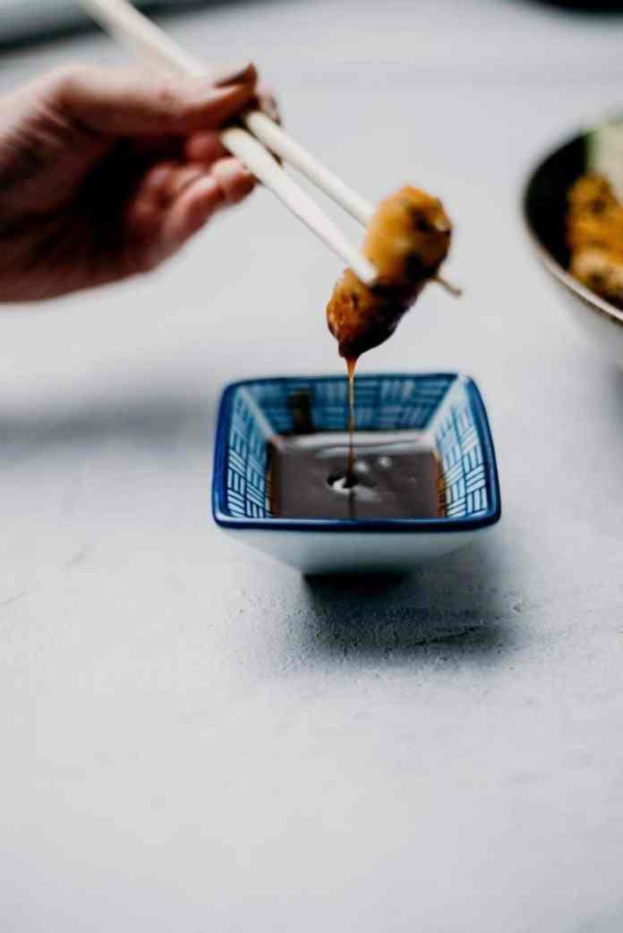 Best dip recioes: Asian Dumpling Sauce