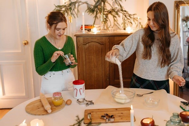 Sharing our holiday cookie classics