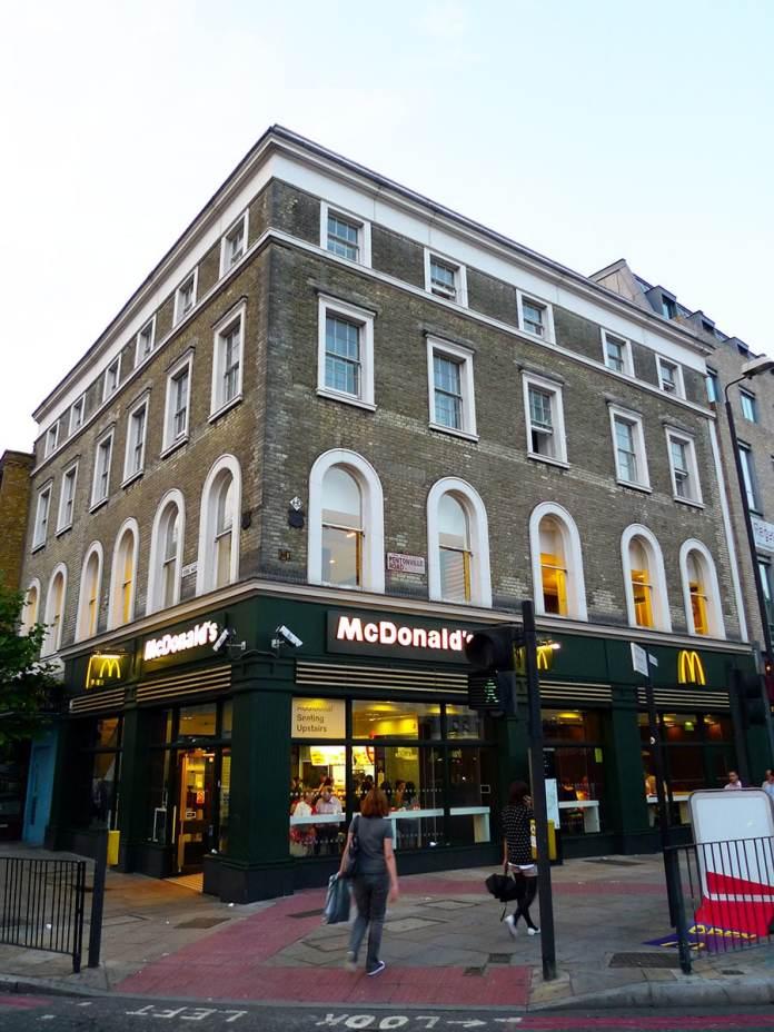 McDonald's Blockade
