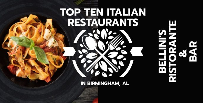 Top Ten Italian Restaurants in Birmingham, AL