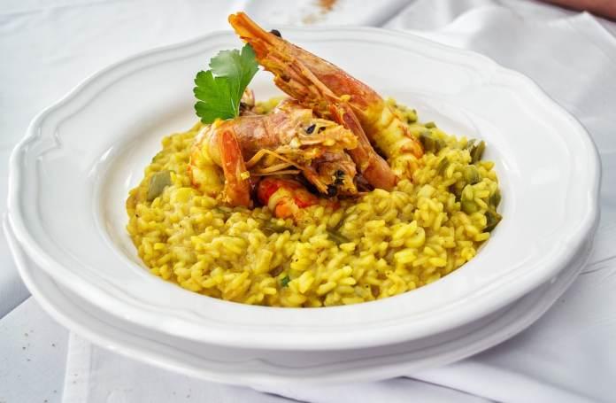 Italian Rice Cuisines