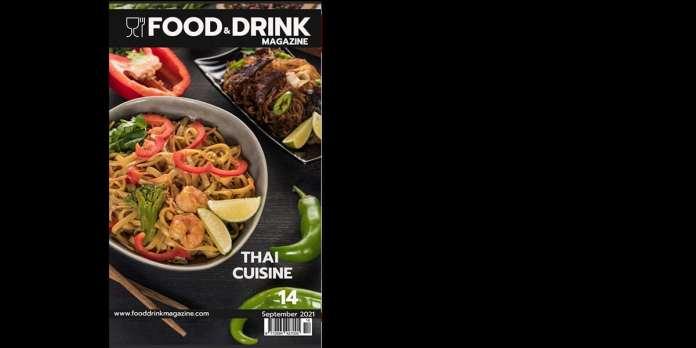 Food drink Magazine Issue14