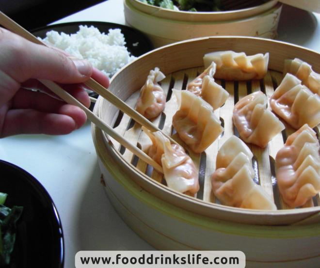 Grab a Kimchi Dumpling | Food Drinks Life