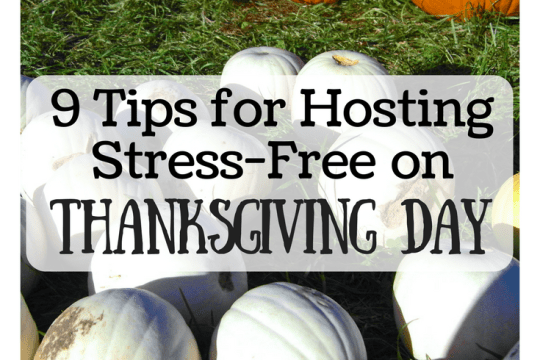 Copy of 9 Tips for Hosting Stress-Free on Thanksgiving Day | Food Drinks Life