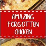 AMAZING FORGOTTEN CHICKEN | EASIEST TO MAKE FOOD #CHICKENRECIPES | CHICKEN RECIP…
