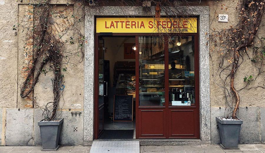 Como: Latteria San Fedele