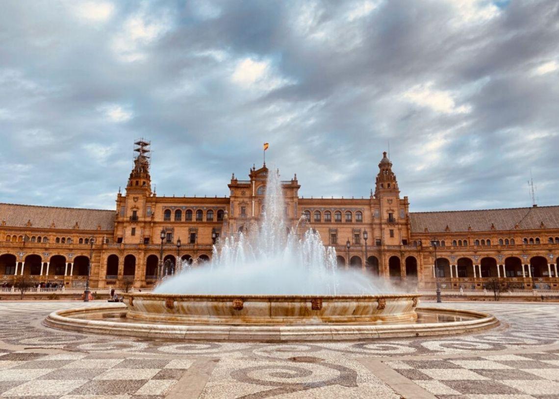 1 giorno a Siviglia