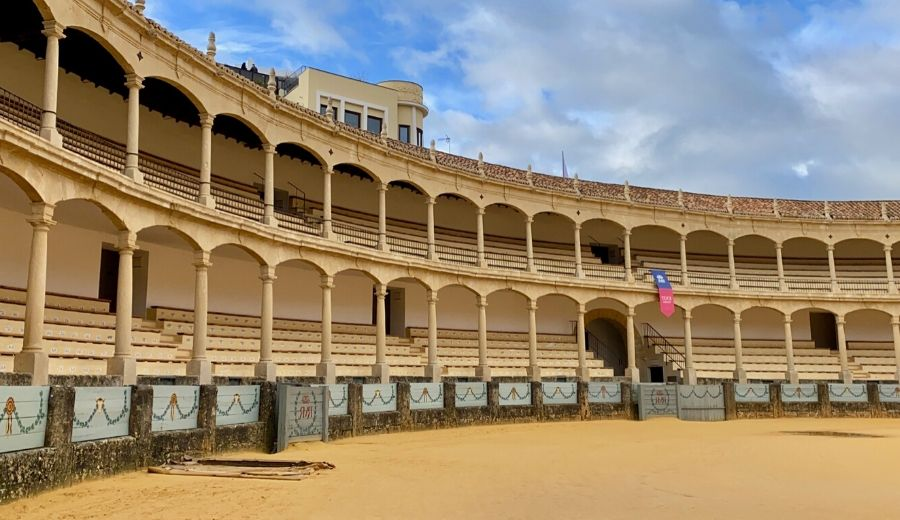 L'arena più antica di Spagna: Plaza de Toros de Ronda