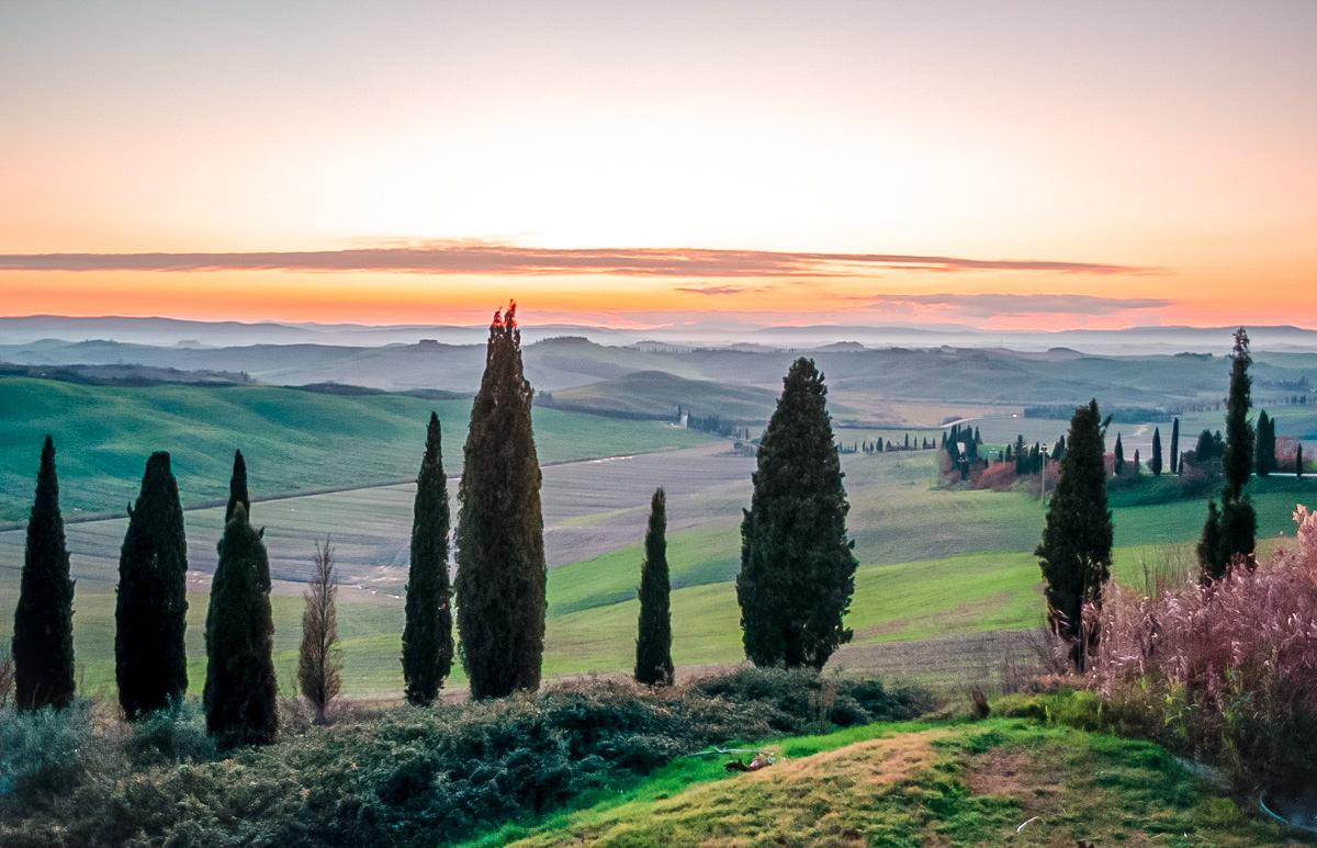 Toscana: itinerario di 10 giorni on the road