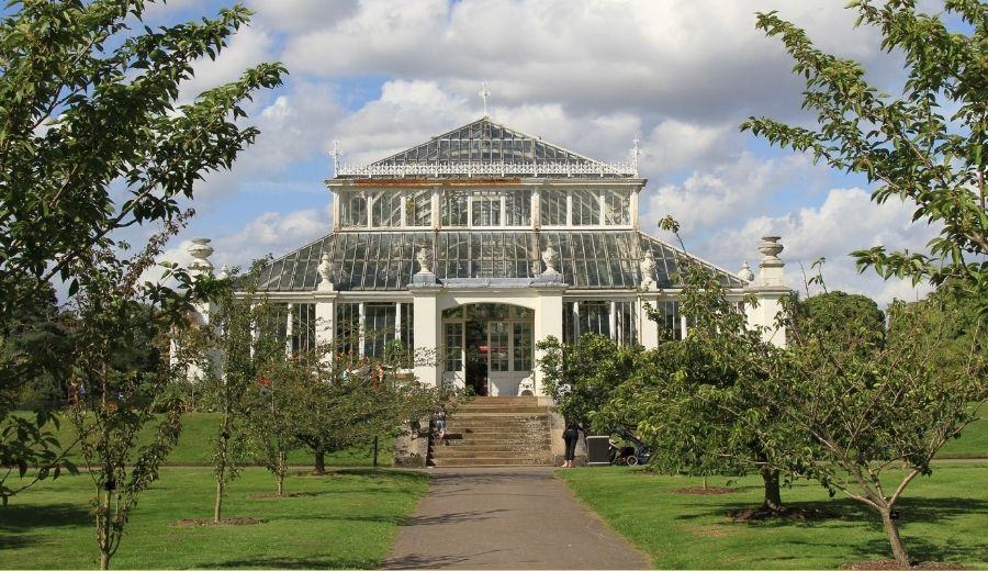 Kew Gardens: il giardino botanico di Londra