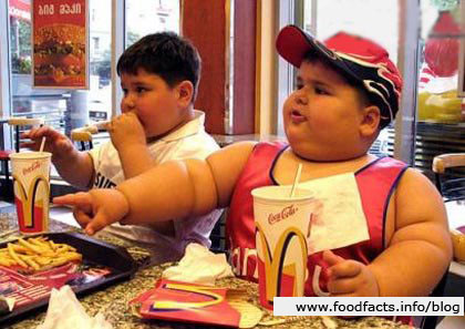 Mc'D's Fat Kid