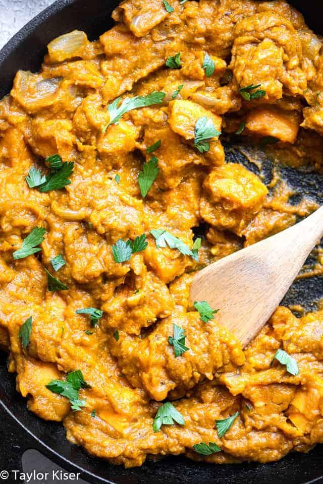 Life Changing Vegan Pumpkin Curry