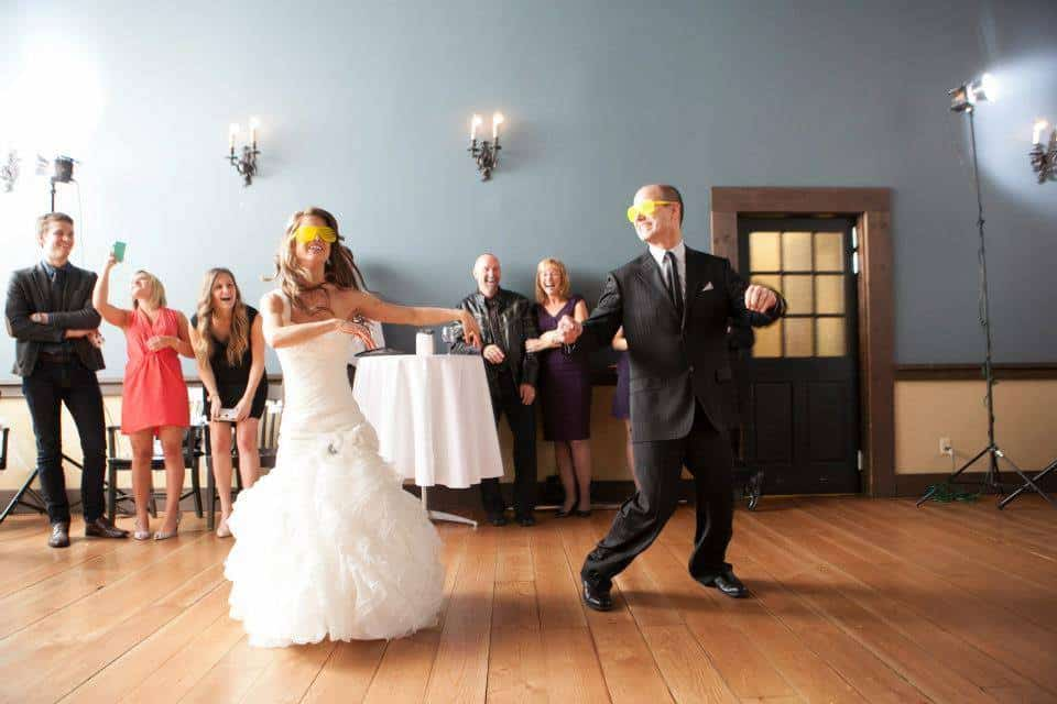 """My Father/Daughter Dance was """"Soulja Boy"""""""