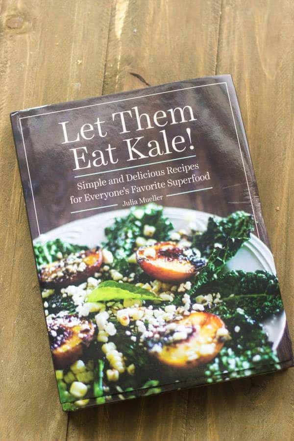 Kale Chimichurri - A quick an easy sauce that is GREAT on meat!  www.foodfaithfitness.com  #glutenfree #recipe #kale