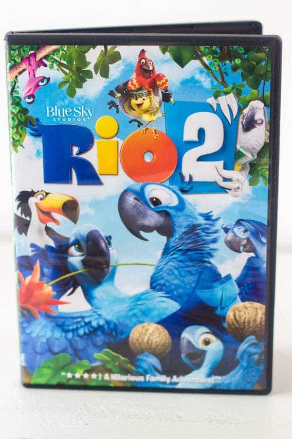 Rio 2 and Pop Secret Movie Night In - Food Faith Fitness