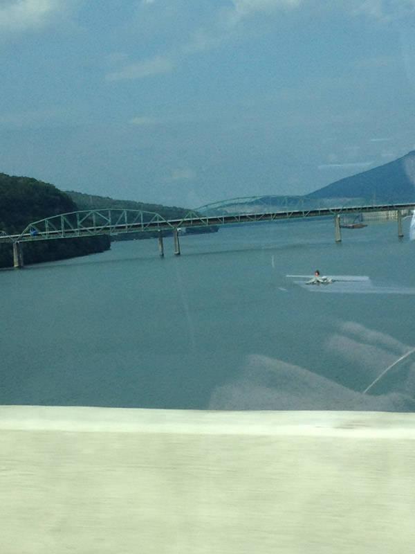 Just a random pretty bridge in Tennessee