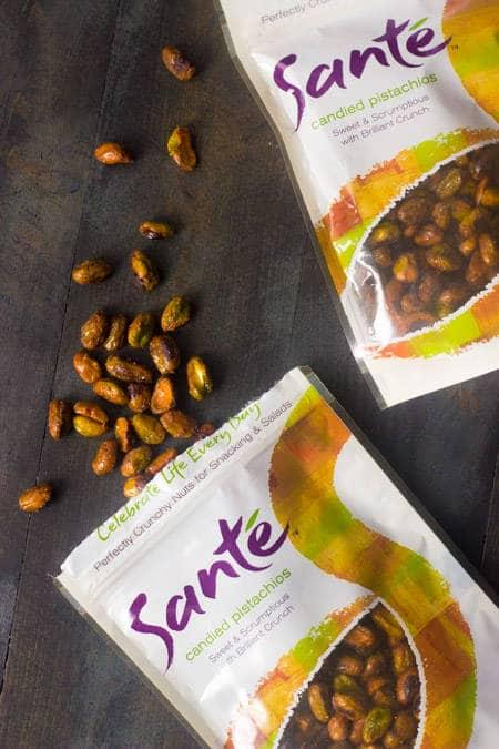 Sante Nuts - Food faith Fitness
