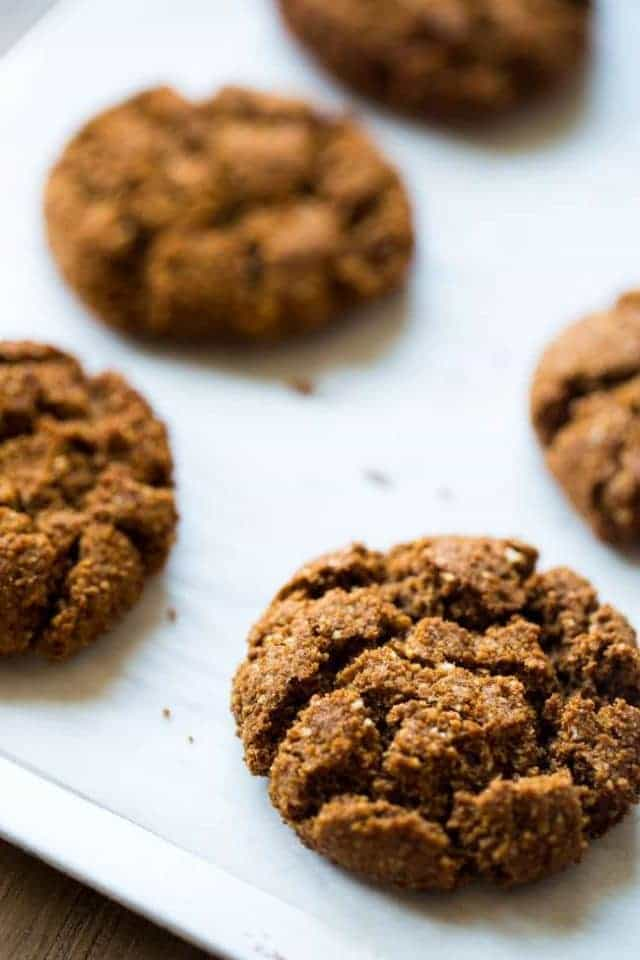 Healthy Ginger Snap Recipe