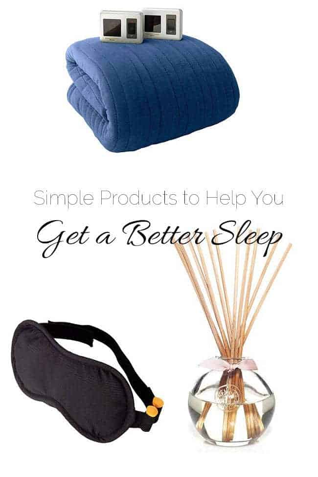 Simple Ways To Get More Sleep | Foodfaithfitness.com | #recipe
