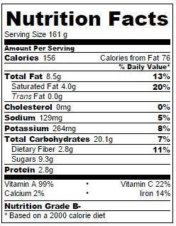 cucumber-noodles-summer-rolls-nutritional-information