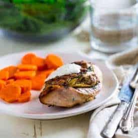 Fs spinach chicken-1