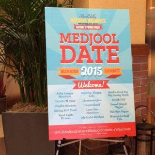 Medjool Summit Recap | Foodfaithfitness.com | @FoodFaithFit