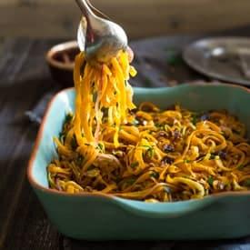 Butternut Noodle Salad