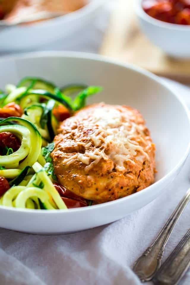 30+ Healthy, Gluten Free Spring Spiralized Recipes | Foodfaithfitness.com | @FoodFaithFit